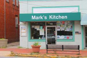 Mark's Kitchen in Takoma Park, Maryland