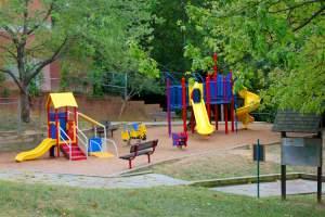 Old Town Takoma Park Playground