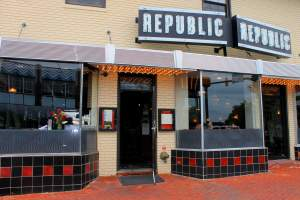 Republic Seafood in Takoma Park, MD