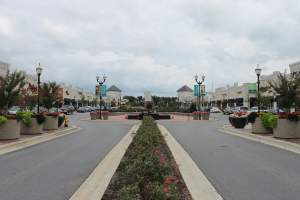 Crofton Shopping Center in Anne Arundel County, MD
