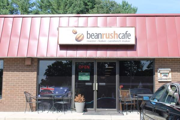 Bean Rush Cafe in Crownsville, Maryland