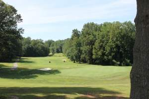 Eisenhower Golf Course in Crownsville, Maryland