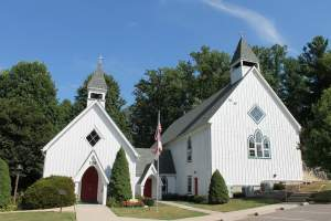 St. Paul's Church in Crownsville, Maryland