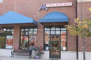 M Thai Kitchen in Edgewater, Maryland