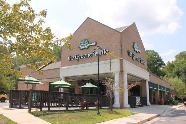 The Green Turtle in Edgewater, Maryland