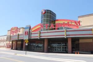 Imax Regal Stadium in Gambrills, Maryland