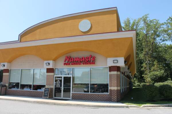 Namaste Fine Indian Cuisine in Gambrills, Maryland