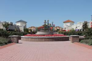 Shopping Center in Gambrills, Maryland