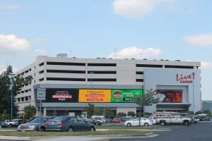 Maryland Live Casino in Hanover, Maryland