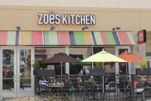 Zoe's Kitchen in Jessup, Maryland