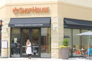 Shophouse in Jessup, Maryland