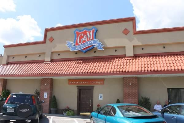 G&M Restaurant in Linthicum, Maryland