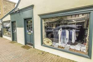 Tully Rector Clothing Shop in Middleburg, Virginia