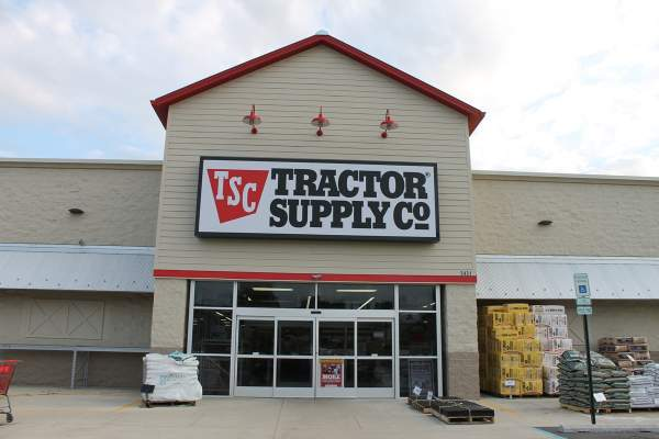 Tractor Supply Company in Lothian, Maryland