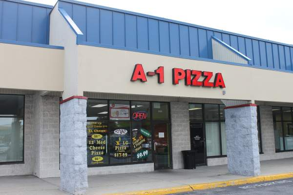 A-1 Pizza in Millersville, Maryland