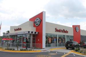 Steak N' Shake in Odenton, Maryland