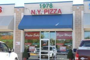 1978 N.Y. Pizza in Pasadena, Maryland