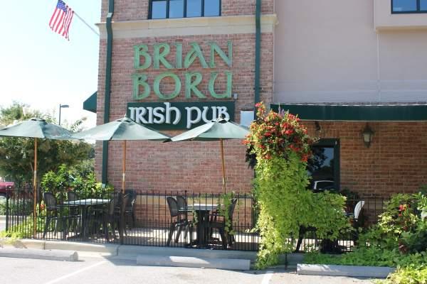 Brian Boru Irish Pub in Severna Park, MD
