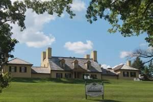 Belmont Mansion in Elkridge, Maryland