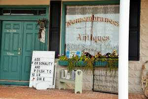 Rememberances Antiques in Hughesville, Maryland
