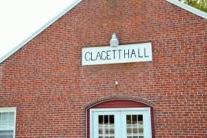 Clagett Hall in Hughesville, Maryland