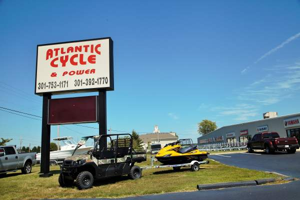 Atlantic Cycle and Power in White Plains, Maryland