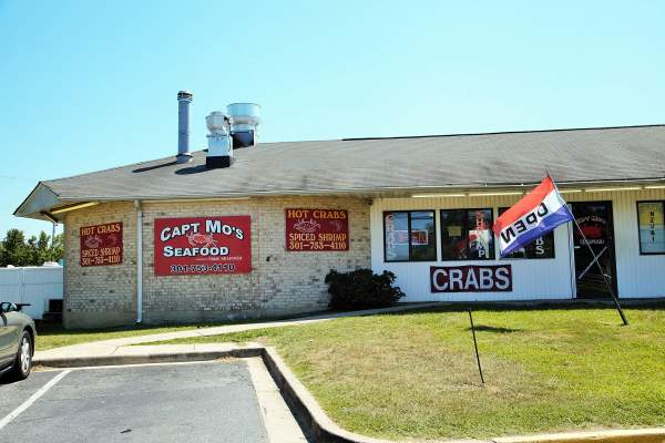 Captain Mo's Seafood in White Plains, Maryland