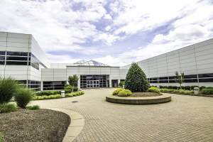 Telos Corporate Headquarters in Ashburn, Virginia.