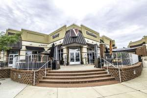 The V Eatery and Brew House in Ashburn, Virginia
