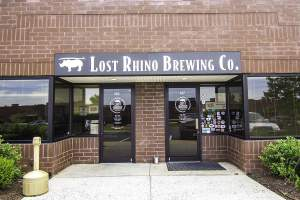 Lost Rhino Brewing Company in Ashburn, Virginia.