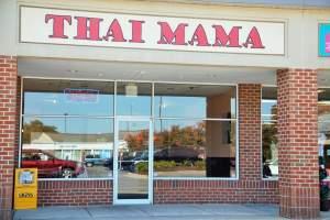 Thai Mama Restaurant in Huntingtown, Maryland