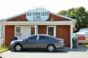 Old Town Cafe & BBQ in Huntingtown,Maryland