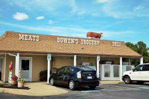 Bowen's Grocery in Huntingtown, Maryland