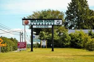 Wilson Ennis Club House in Huntingtown, Maryland