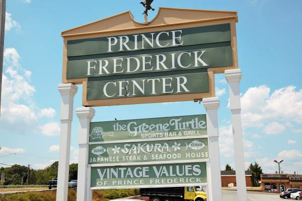 Prince Frederick Center in Calvert County