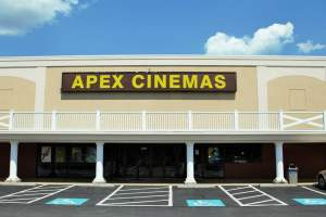 Apex Cinemas in Calvert County's Prince Frederick, MD