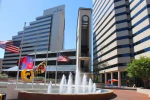 Town Center in Bethesda