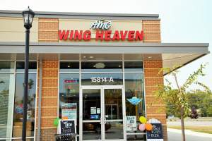 Wing Heaven in Prince George's County, MD