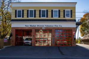 New Market Volunteer Fire House