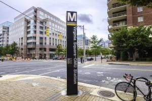Virginia Square-GMU (Metro)