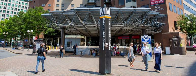 Ballston-MU (Metro)