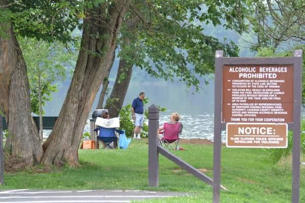 Algonkian Regional Park in Sterling VA