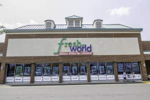 Fresh World Super Market in Herndon, Virginia.