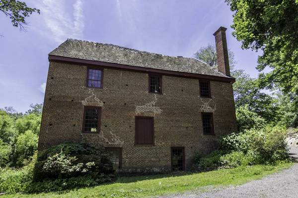 Colvin Run Mill in Great Valls, Virginia.