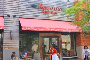 Nando's Peri Peri in Silver Springs, Maryland