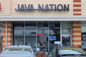 Java Nation in Kensington, Maryland