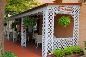 Kensington Antique Village Tea Room