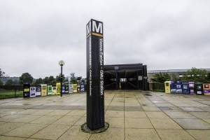 Vienna/Fairfax-GMU (Metro)