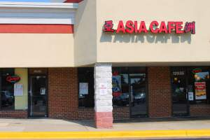 Asia Cafe in Germantown, Maryland