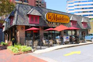 La Madeleine Country French Cafe in Bethesda, MD